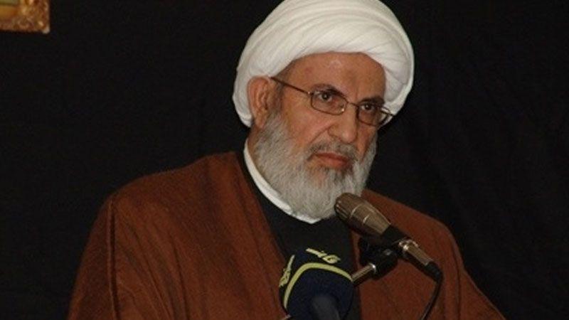 الشيخ يزبك: لن تكون سيادة لبنان مستباحة بعد اليوم