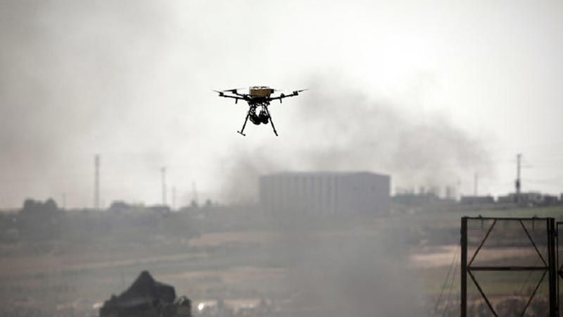 المقاومة الفلسطينية تسقط طائرة إسرائيلية مسيَّرة جنوب غزة