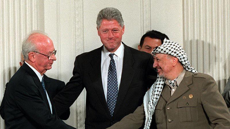 """""""حماس"""" و""""الجهاد"""" في ذكرى أوسلو لـ""""العهد"""": المقاومة هي الحل"""