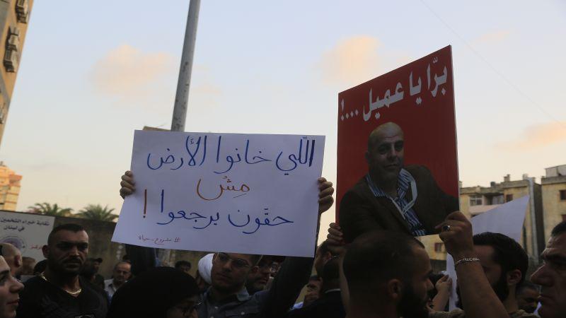 """غضب شعبي من عودة """"الفاخوري"""" .. وقرار بإحالته الى العسكرية"""