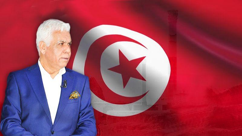 """المرشح للانتخابات التونسية صافي سعيد لـ""""العهد"""": الشعوب العربية هي التي ستحرر فلسطين"""