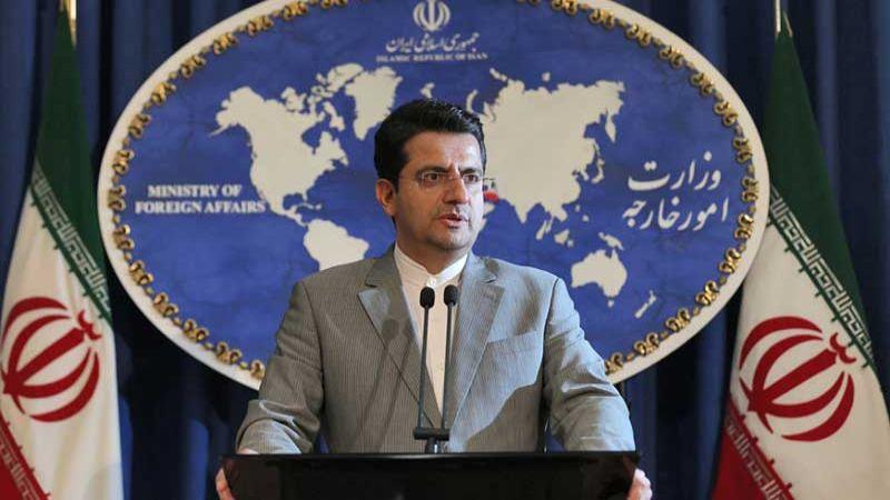 الخارجية الايرانية تردّ على اتهامات واشنطن بشأن الهجمات على أرامكو السعودية