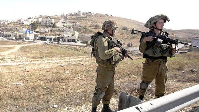 تعزيزات أمنية إسرائيلية في الأراضي المحتلة قبيل الانتخابات