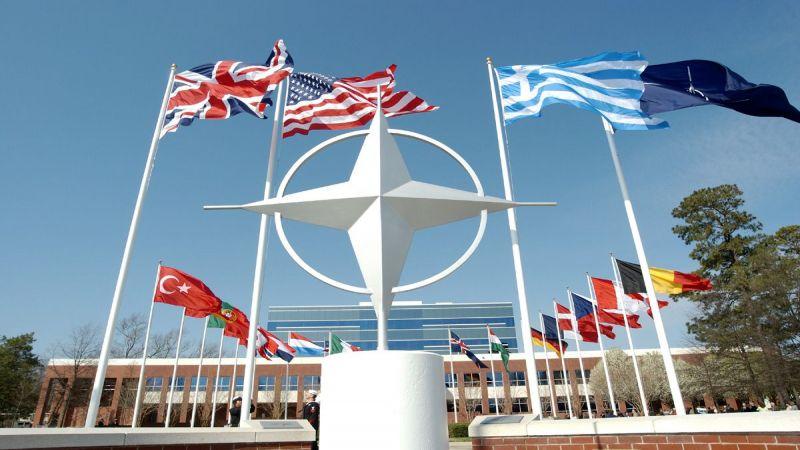 حلف الناتو في استراتيجية الهيمنة الدولية لاميركا