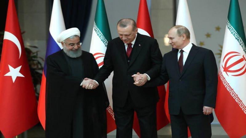 قمة أنقرة بحثُ وضع إدلب والتوافق على أعضاء اللجنة الدستورية السورية