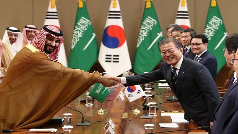 """بعد ضربات """"أرامكو"""".. ابن سلمان يستنجد بكوريا الجنوبية لتعزيز دفاعه الجوي"""