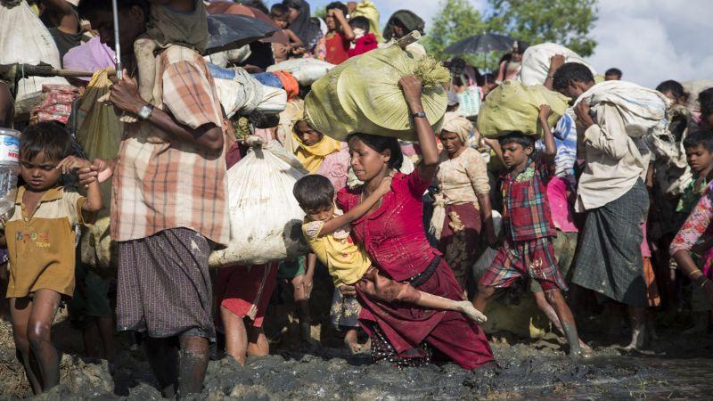 الأمم المتحدة: 600 ألف مسلم في ميانمار يواجهون خطر الإبادة