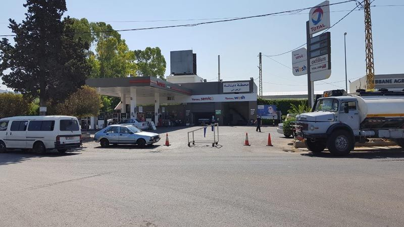 محطات الوقود في الجنوب تلتزم بإضراب أصحاب المحطات