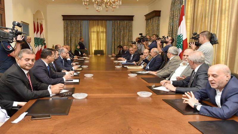 بري: العقوبات الاقتصادية لا تستهدف فئة معينة وانما كل لبنان