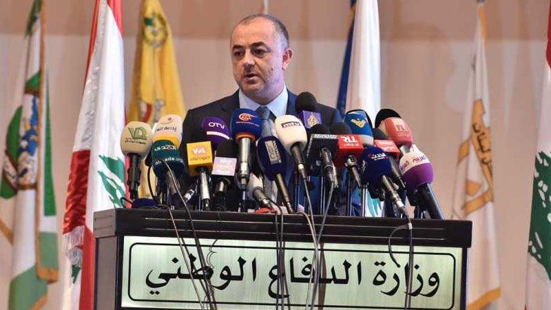 بو صعب أعلن نتائج التحقيق في الاعتداء الاسرائيلي على الضاحية: العملية هي الأخطر على لبنان منذ الـ2006