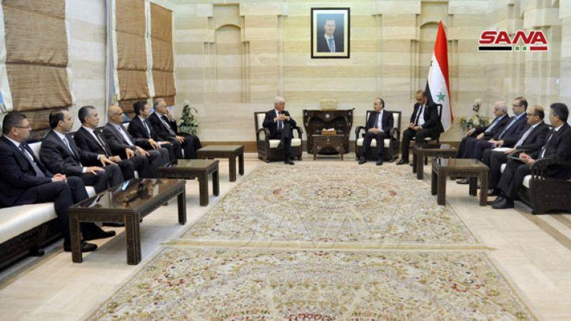 وفد برلماني إيطالي في سوريا.. هل تكون بداية العودة الأوروبية نحو دمشق؟