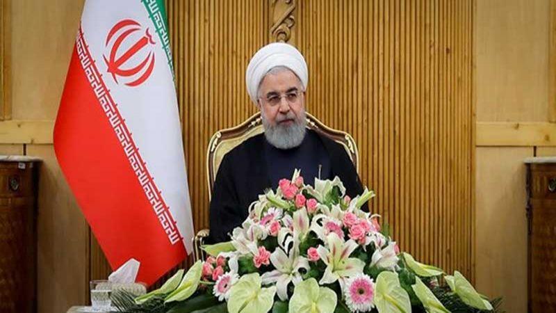 روحاني قبيل التوجه إلى نيويورك: الأمريكيون في حالة احباط ولدينا القدرة الكاملة على مواجهتهم