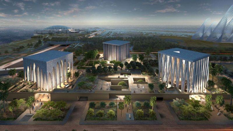 """في خطوة جديدة نحو التطبيع.. الإمارات تبني أول """"كنيس"""" يهودي على أراضيها"""
