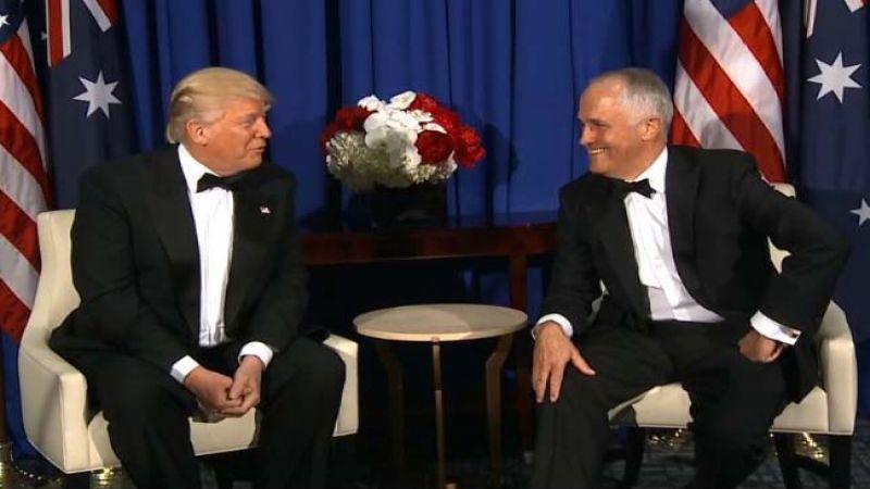 """""""آسيا تايمز"""": سياسة ترامب تهدد التحالف بين أستراليا وأميركا"""