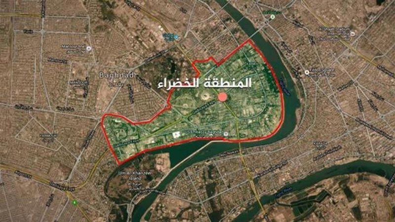 سقوط صواريخ كاتيوشا قرب السفارة الأميركية في بغداد