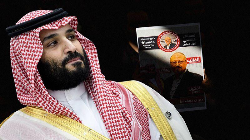 ابن سلمان يقرّ بتحمله المسؤولية في مقتل خاشقجي