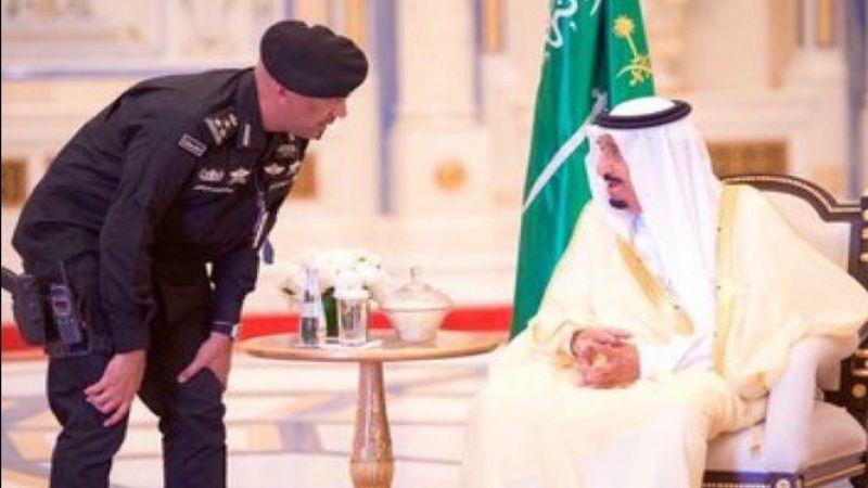 مقتل الحارس الشخصي للملك السعودي