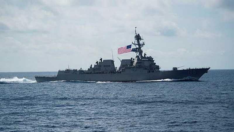 فورين بوليسي: البحرية الأميركية غير جاهزة لمواجهة إيران