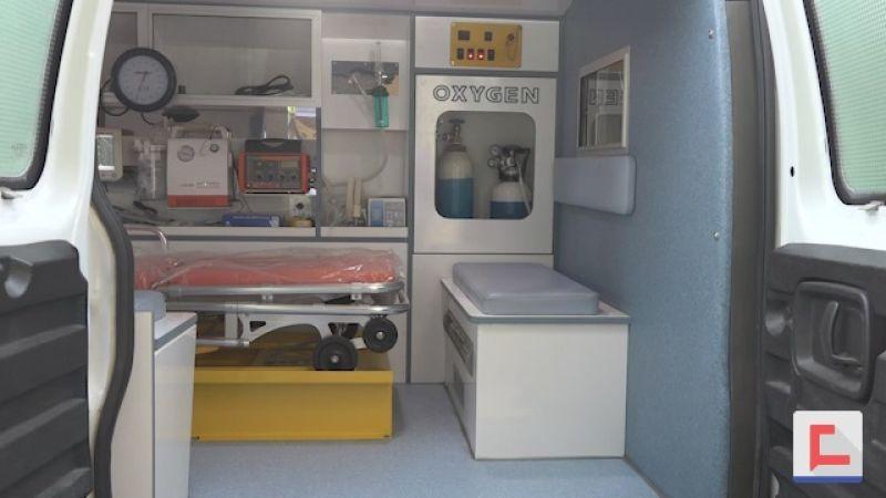 غرفة طوارئ وانعاش من عيناتا الى أهالي منطقة بنت جبيل