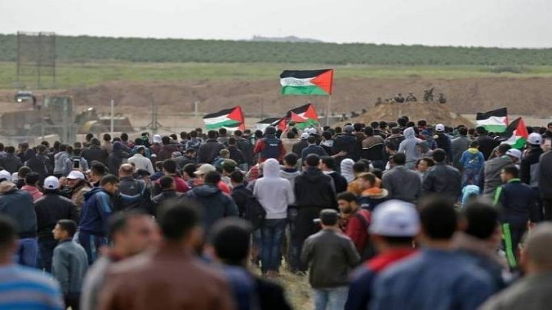 """غزة تستعد لجُمعة """"المصالحة خيار شعبنا"""""""