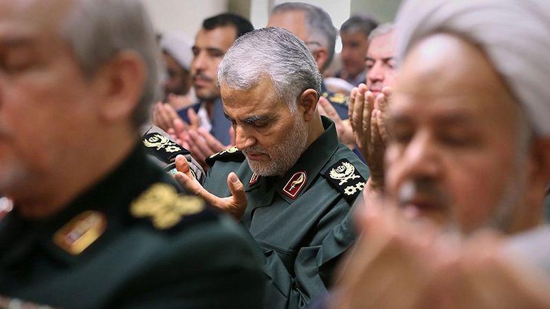 اليقظة الثورية الإيرانية تُفشل مخطط اغتيال اللواء سليماني