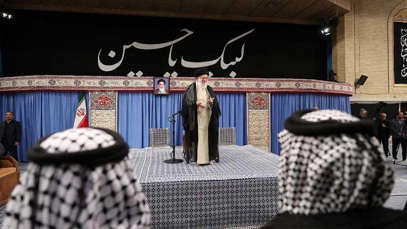 الإمام الخامنئي: ارتباط الشعبين الإيراني والعراقي سيزداد وثاقة يوماً بعد يوم