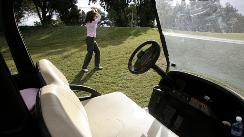 بلدية الغبيري ستقفل ابواب نادي الغولف!