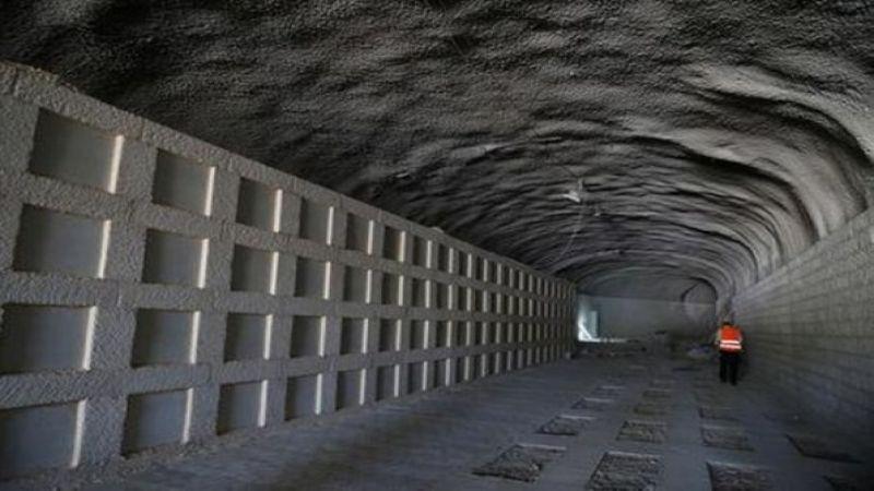 العدو يبني مقبرة ضخمة تحت الأرض في القدس المحتلة