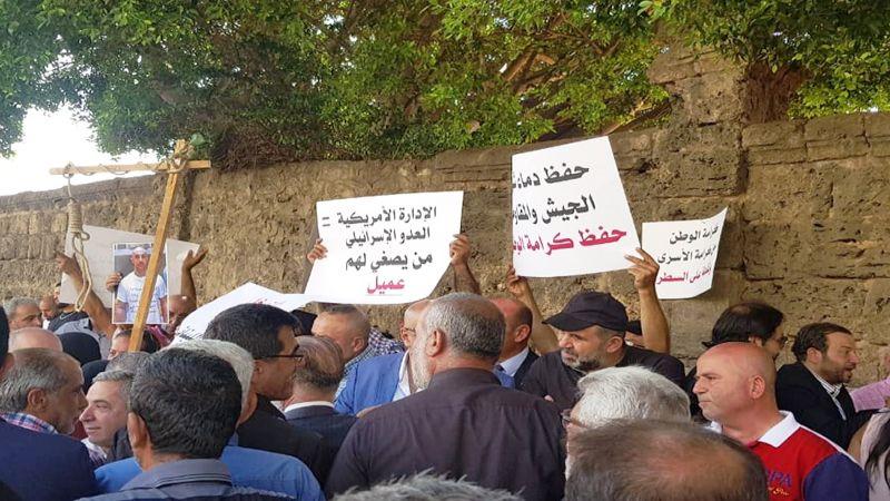 """ستون محرّرًا لستين دقيقة صمت: """"خلي القضاء يحكي"""""""
