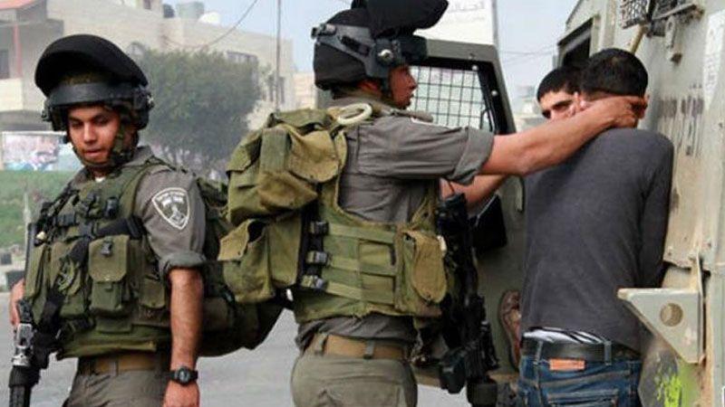 قوات الاحتلال تعتقل 9 فلسطينيين في الضفة الغربية