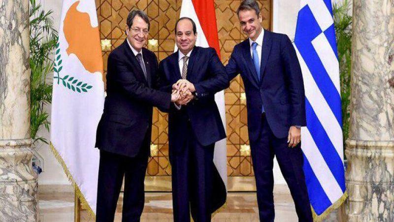 مصر وقبرص واليونان: لضرورة الحفاظ على وحدة الأراضي السورية وسلامتها الإقليمية