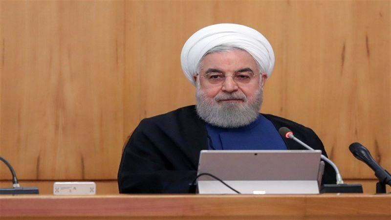 روحاني يدعو تركيا إلى إعادة النظر في عمليتها العسكرية في سوريا