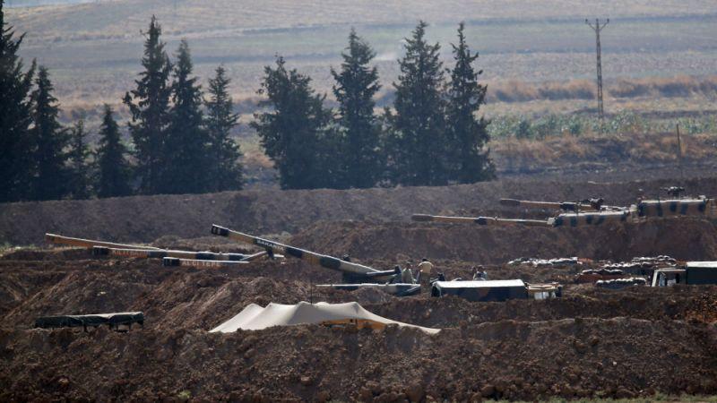 """بدء عملية """"نبع السلام"""" التركية في شمال سوريا"""