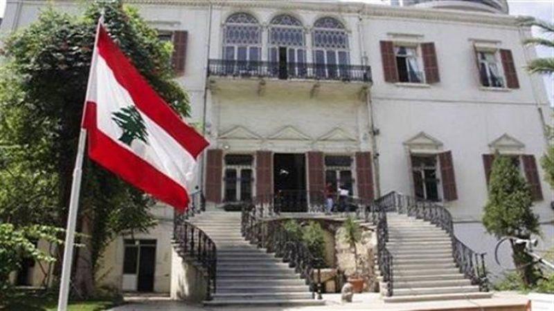 الخارجية اللبنانية: العملية العسكرية التركية في سوريا عدوان واحتلال لأرض سورية