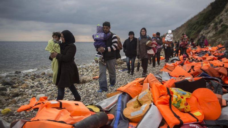 """""""أزمة هجرة"""" تُقلق أوروبا إثر العملية التركية المرتقبة في سوريا"""