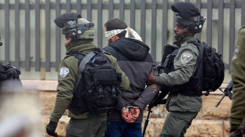 الاحتلال يعتقل 5 فلسطينيين في الضفة والقدس
