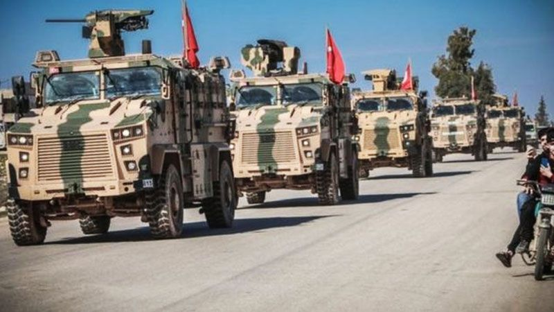 العدوان التركي على الشمال السوري.. الأهداف والنتائج المتوقّعة