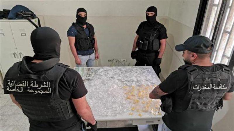 مروّج مخدرات كبير في قبضة القوى الأمنية وهذه تفاصيل العملية..