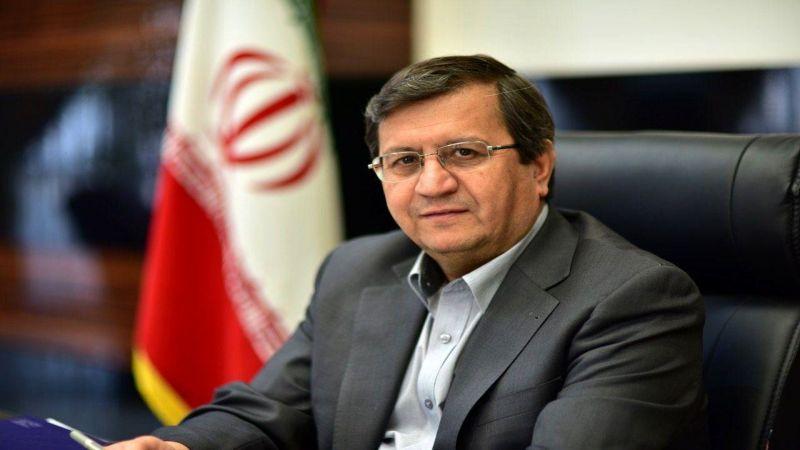 محافظ البنك المركزي الإيراني يعلن إزدياد احتياطي البلاد من العملة الصعبة