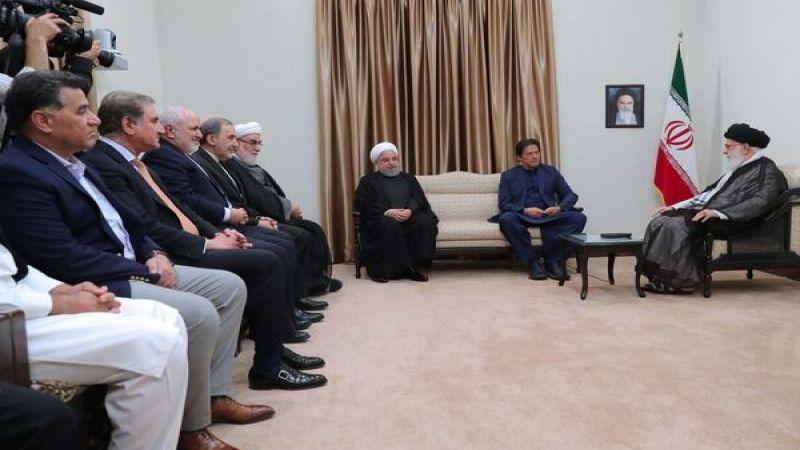 الإمام الخامنئي: إنتهاء حرب اليمن سيعود بنتائج ايجابية على المنطقة