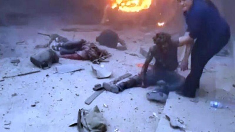 سوريا: طيران الغزو التركي يرتكب مجزرة مروعة في رأس العين