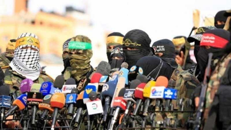 دعوة من 12 فصيلا فلسطينيا لوقف العدوان التركي على سوريا