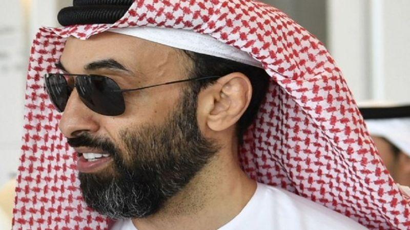 مستشار الأمن القومي الإماراتي في طهران بعيدًا عن الأضواء