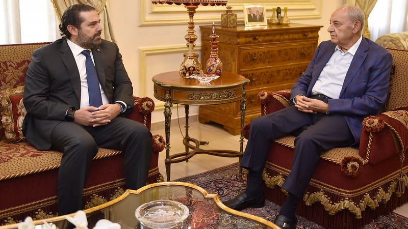 بري يلتقي الحريري: لإنجاز الموازنة وإحالتها الى المجلس النيابي في موعدها بعيدًا عن السجالات