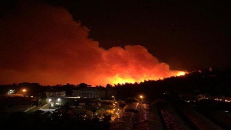 لبنان يحترق والمواطنون يناشدون الدولة