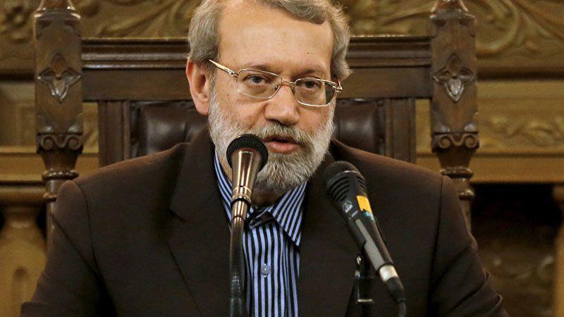 لاريجاني: ايران مستعدة للوساطة في قضية اليمن