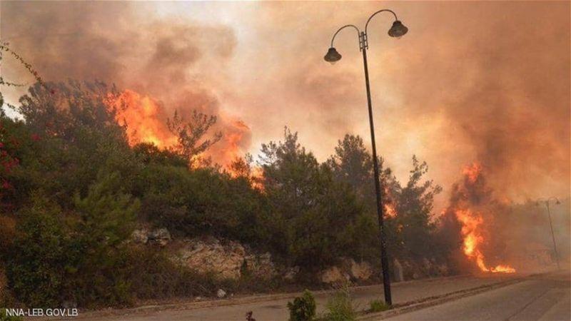 لبنان يتضامن مع نفسه: الجنوب يفتح قلوبه.. والبيوت لمنكوبي الحرائق