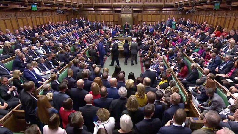 """مجلس العموم البريطاني يقرر إرجاء التصويت على """"بريكست"""""""