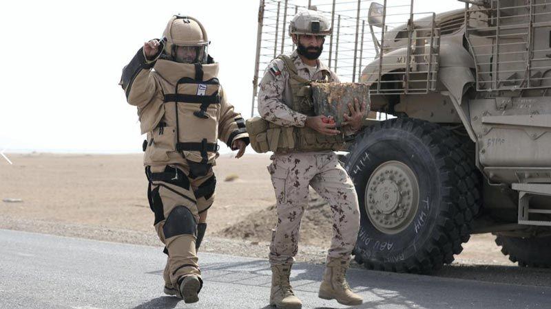 الإمارات تسحب كامل قواتها من أكبر قاعدة جوية جنوب اليمن