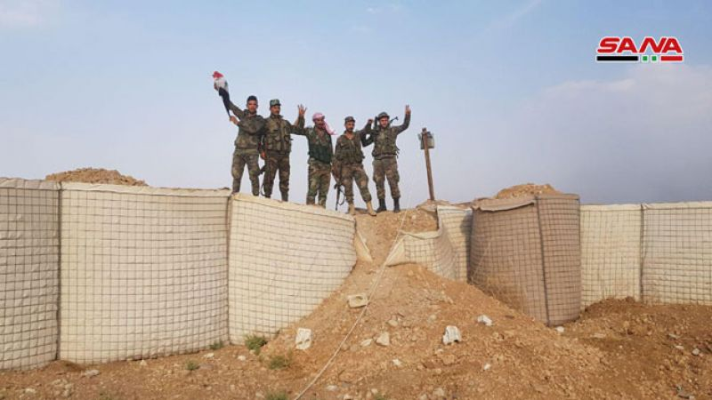 الجيش السوري ينتشر في قصر يلدا وعلى محور تل تمر _ الأهراس بريف الحسكة